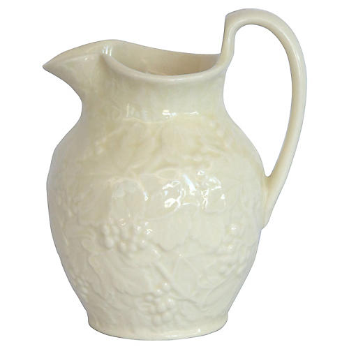 Wedgewood Cream Pitcher