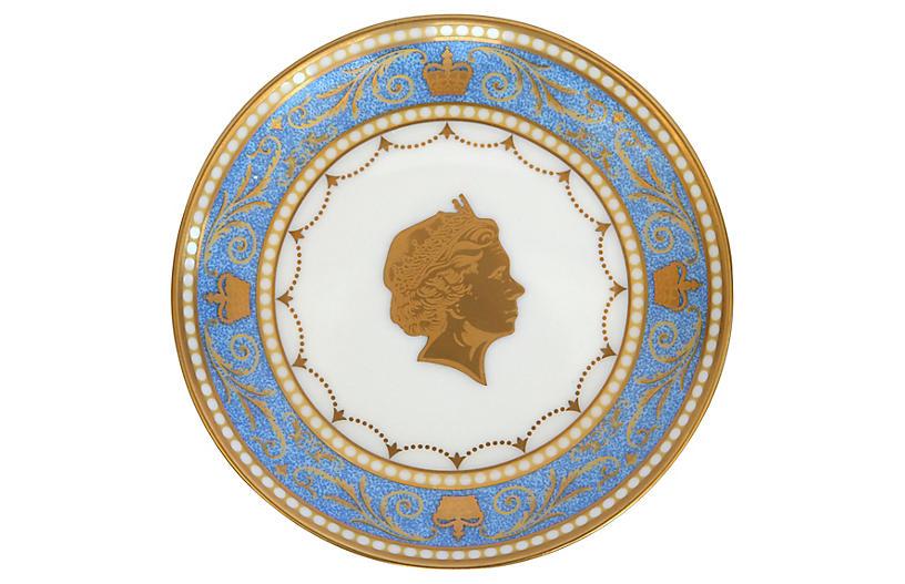 Queen Elizabeth Commemorative Tray