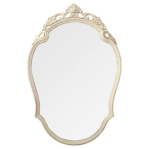 1940s Wall Mirror