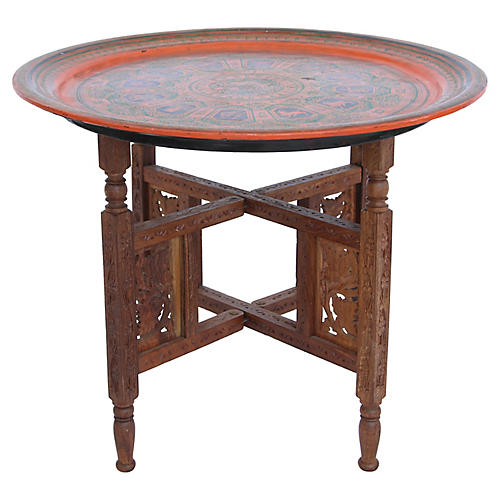 Indian Tray Table