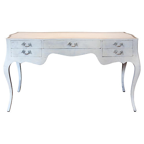 Provincial Style Writing Desk