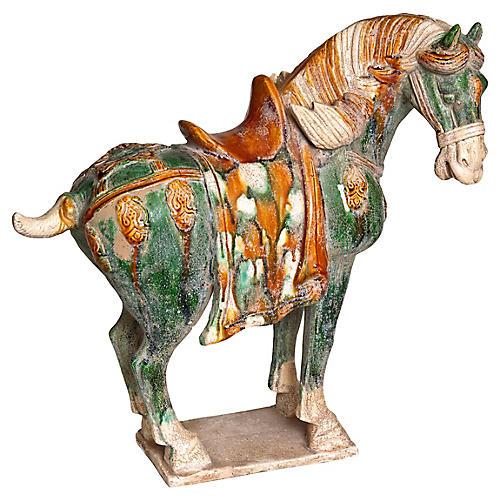 Chinese Ceramic Horse