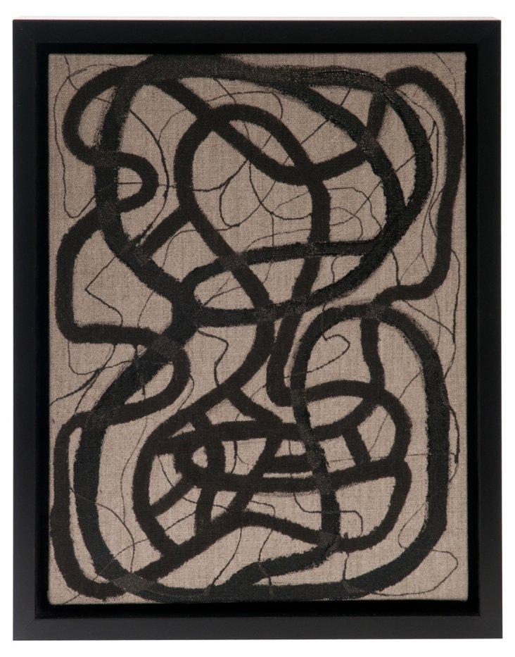Lost Roads by John Mayberry