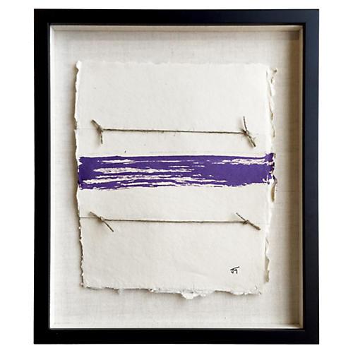 Purple Line by John Mayberry