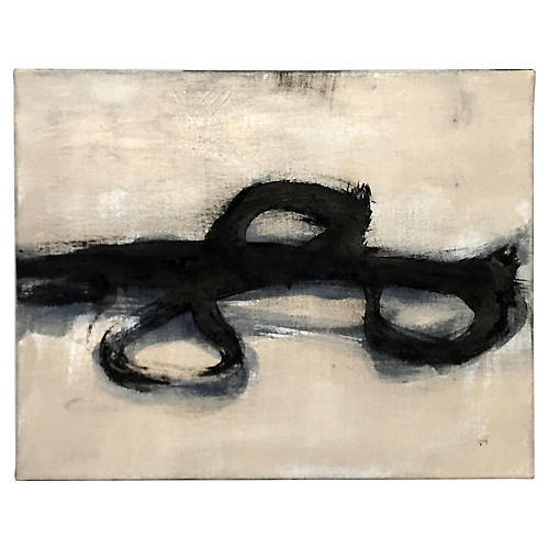 Abstract Canvas by John Mayberry