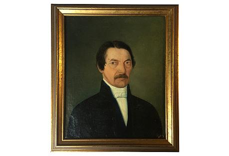 19th-C. Portrait