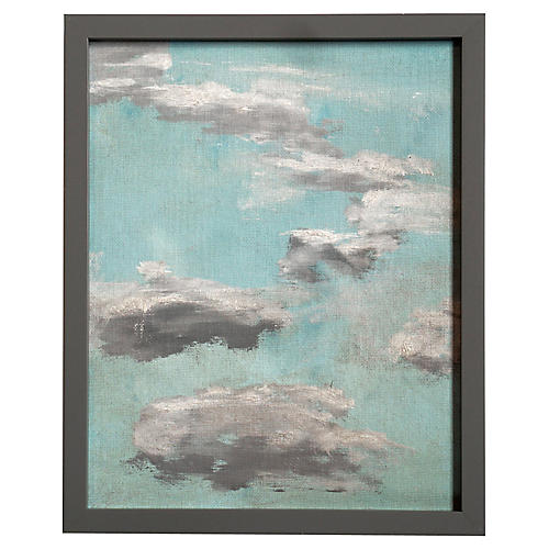 Clouds #1 by John Mayberry
