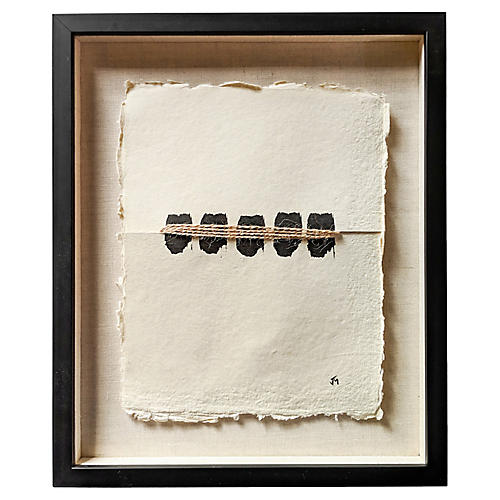 Morse Code by John Mayberry