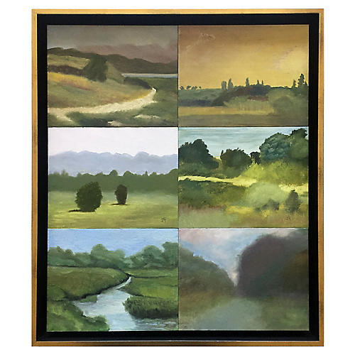 Collection of Landscape Paintings