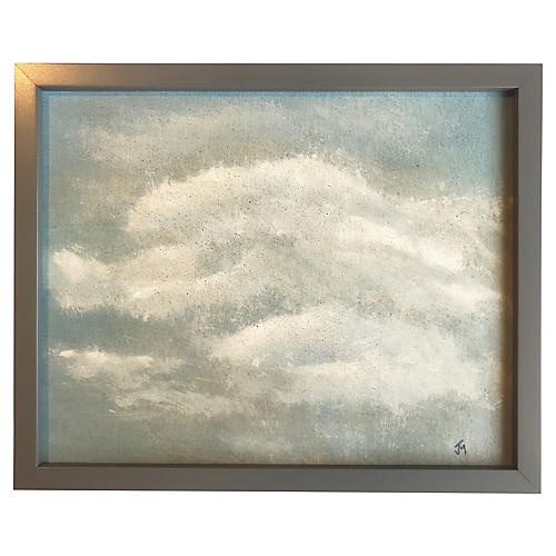 Clouds III by John Mayberry