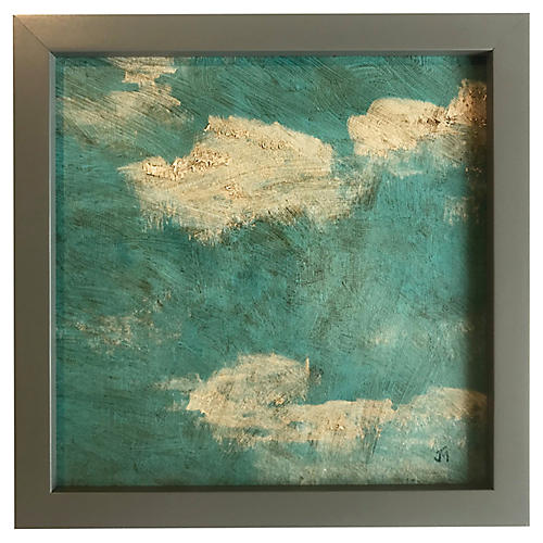 Cloud XIV by John Mayberry