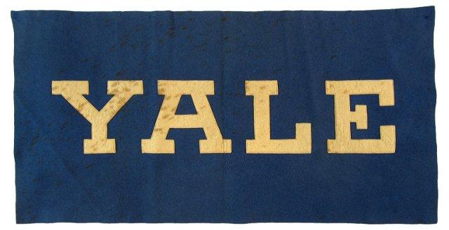 Yale Banner