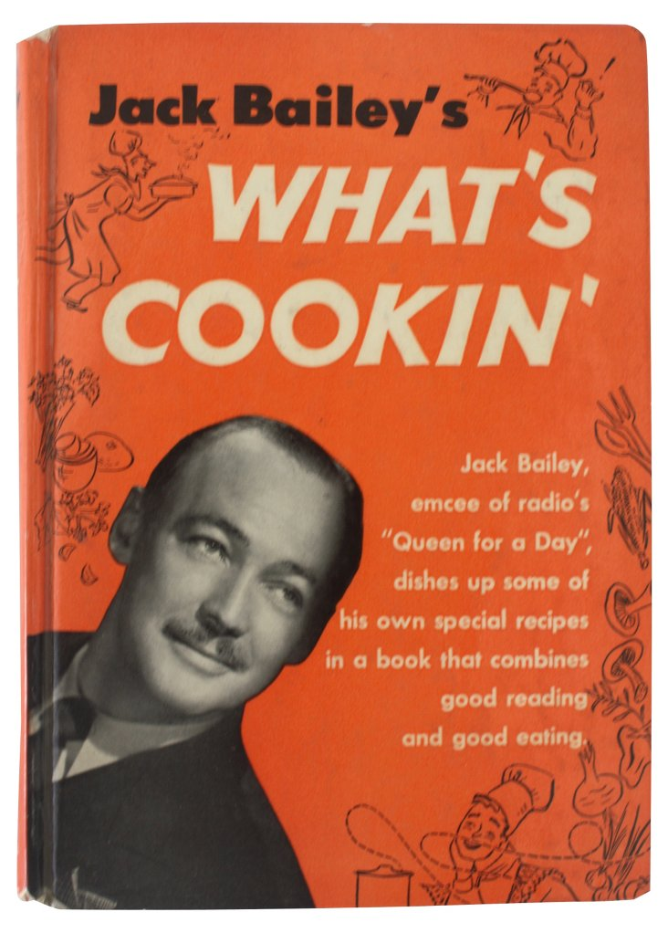 Jack Bailey's What's Cookin'