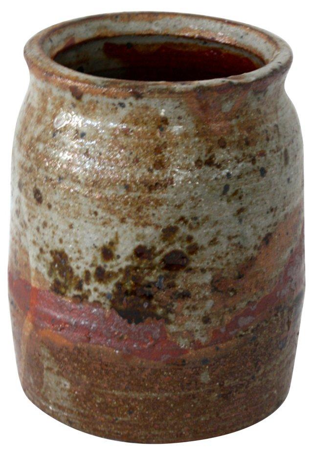 Midcentury Studio Vase