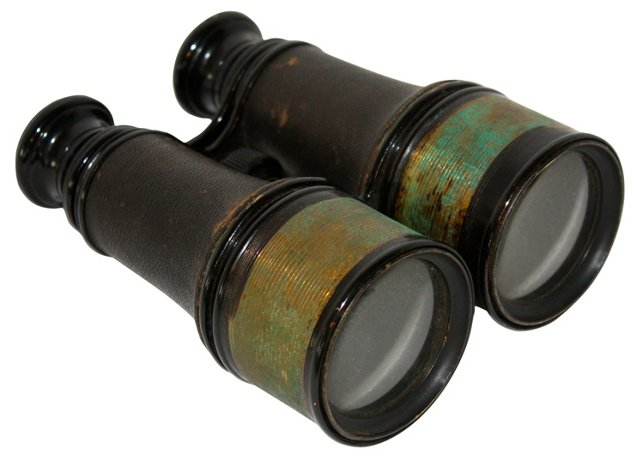 Paris Merchant Marine Field Glasses