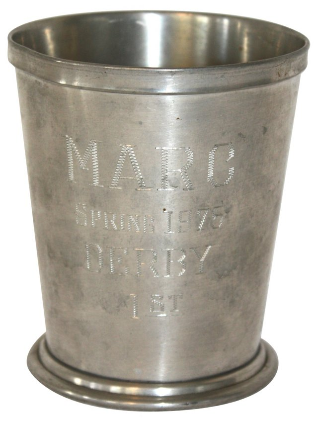 Marc Pewter Trophy Cup