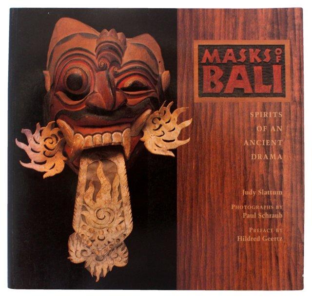 Masks of Bali
