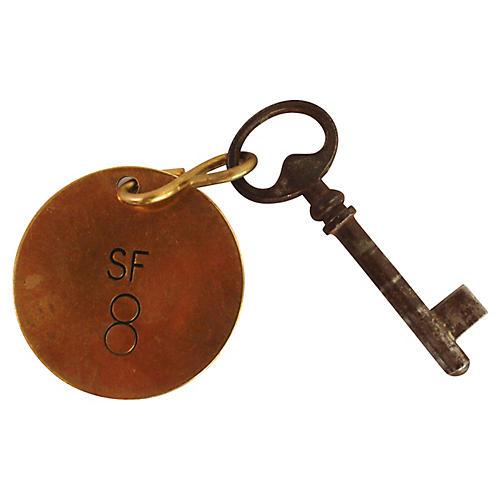 European Skeleton Key