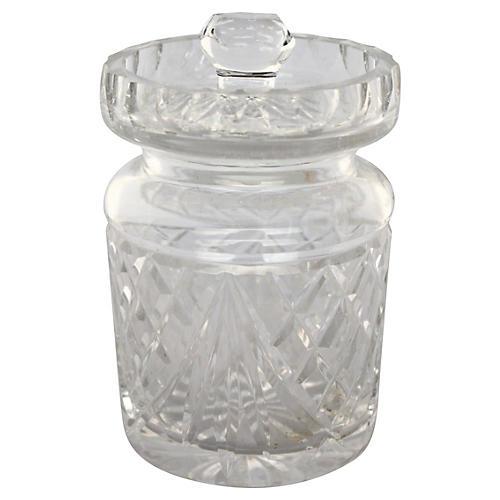 Waterford Honey/Preserve Jar