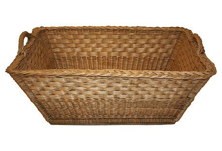 Provence Laundry Basket