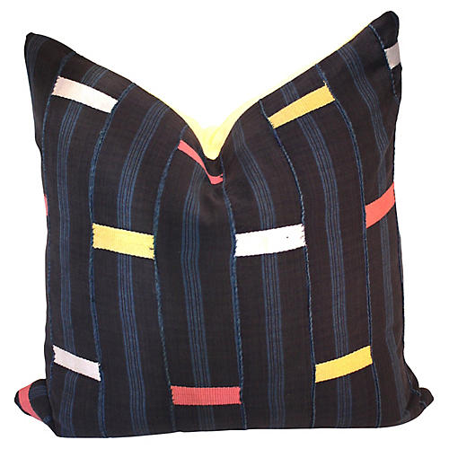Baule Stripe Pillow