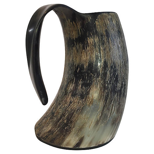 Steer Horn Stein