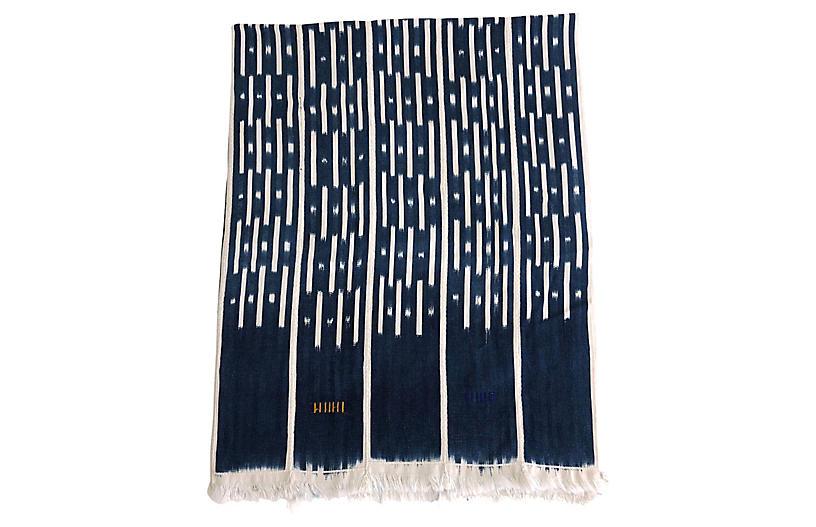 African Ikat Textile