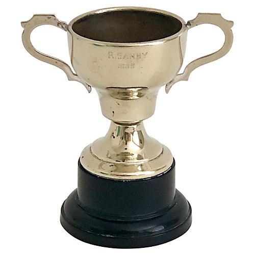 Petite Silver-Plate Trophy, 1959