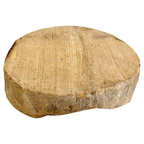 Rustic Wood Charcuterie Board