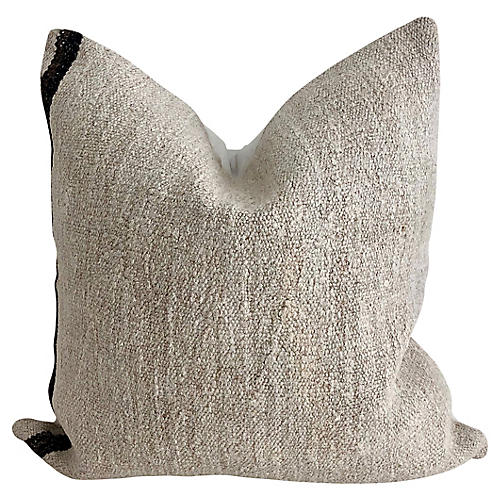 Turkish Handloomed Kilim Pillow