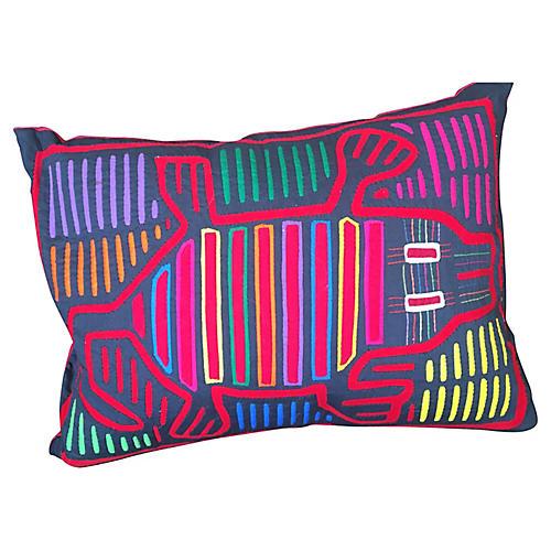 Reptile Mola Cloth Pillow