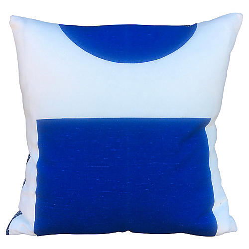 French Mod Pillow