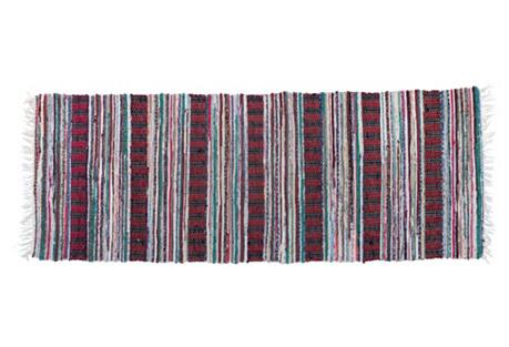 Swedish Handmade Rug, 2'6