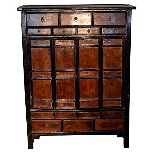 Large Antique Armoire
