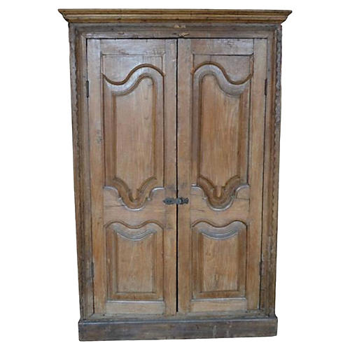 Antique Indian Goan Cabinet