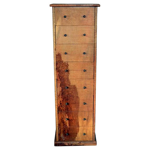 Mango Wood Lingerie Cabinet