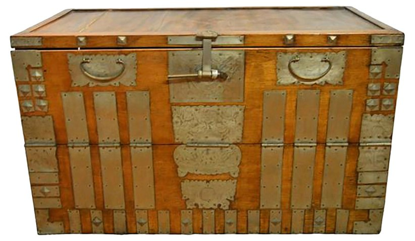 Antique Korean Storage Chest - Furniture - Sale by Category - Sale | One  Kings Lane - Antique Korean Storage Chest - Furniture - Sale By Category - Sale