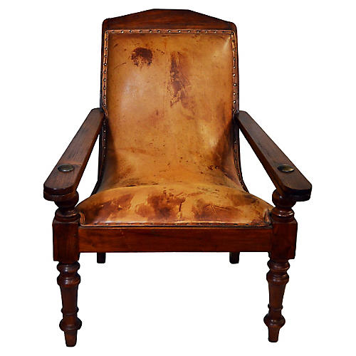 Indonesian Plantation Chair