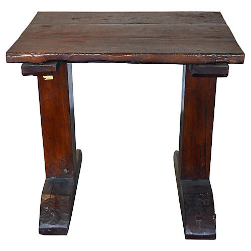 Antique Rustic Coffee Table