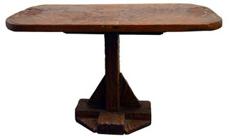Antique Carved Indonesian Coffee Table   FEA Home   Brands | One Kings Lane