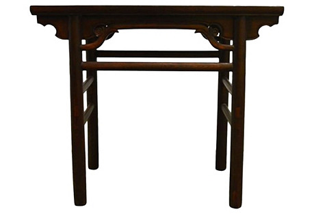 Antique Wine Table