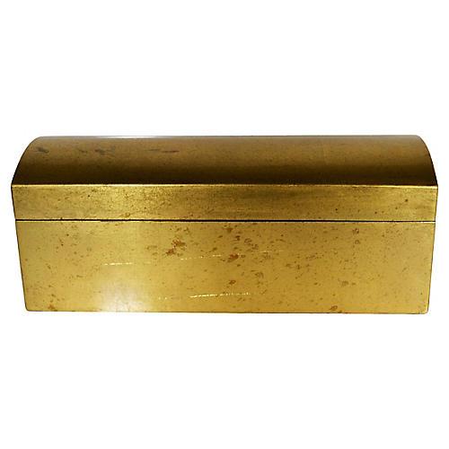 Giltwood Box