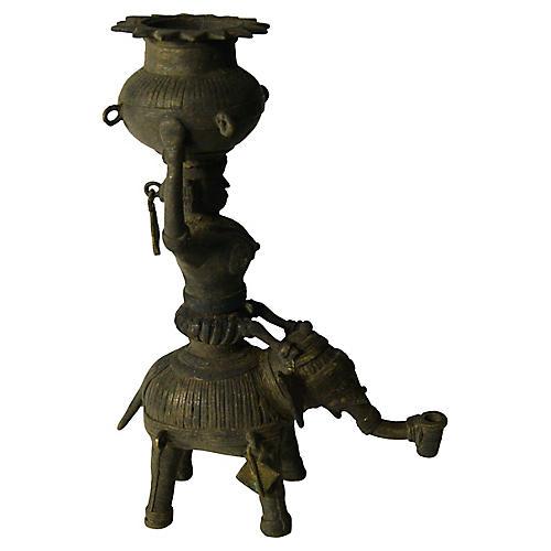 Antique Incense Burner