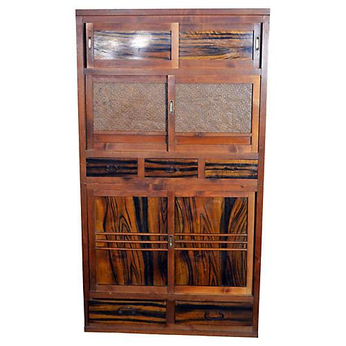 Japanese Kitchen Cabinet