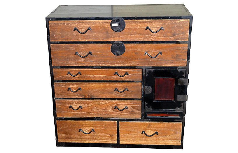 lbl.alttext.altThumbnailImage ? - Antique Japanese Tansu - Furniture - Sale By Category - Sale One