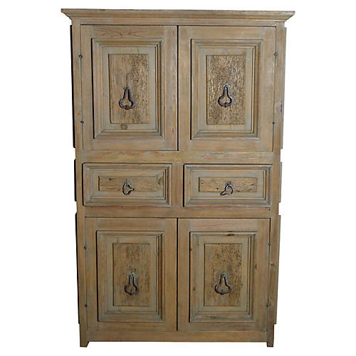 1960s Mexican Armoire