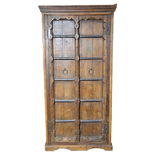 Antique Indian Armoire