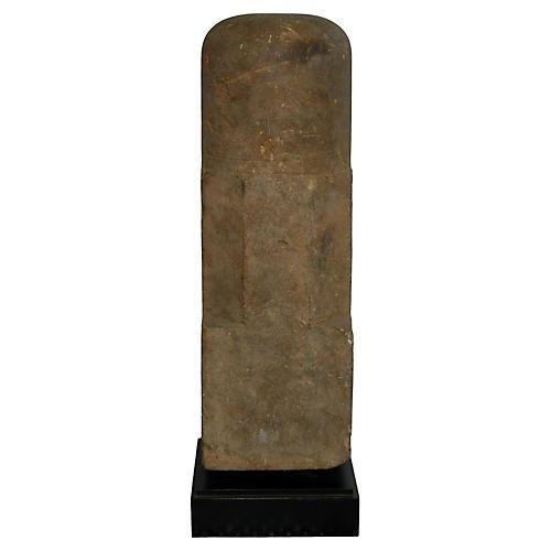 Antique Stone Pillar