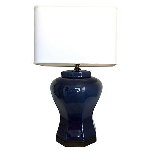 Midcentury Tyndale Lamp