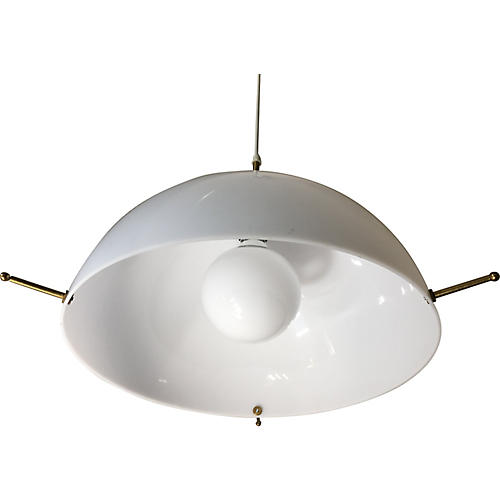 Swedish Modern Pendant Light